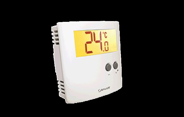 regulator temperatury salus 24v ert30 dobowy systemy. Black Bedroom Furniture Sets. Home Design Ideas